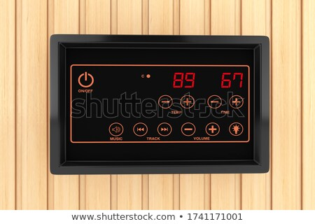 smart sauna Stock photo © sveter
