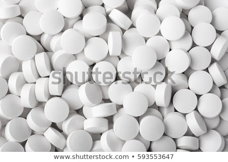 white pill drug medication Stock photo © LoopAll
