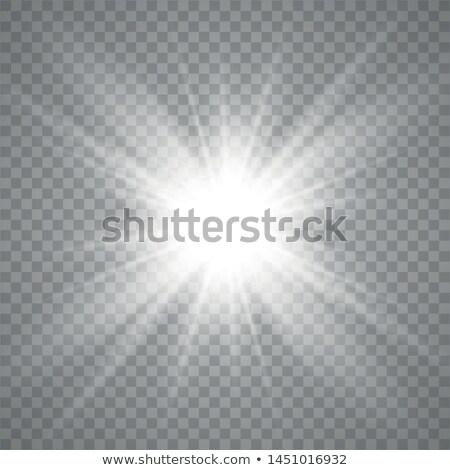 Christmas Starburst  Stock photo © benchart