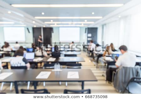 picture of a classroom stock photo © photography33
