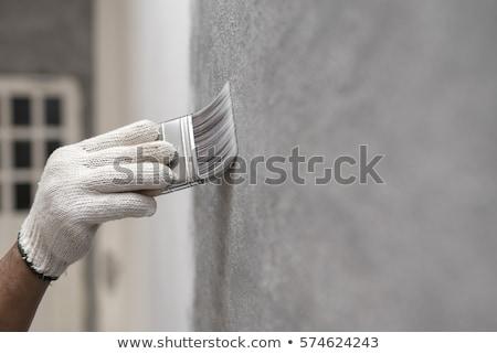craftsman painter working Stock photo © photography33