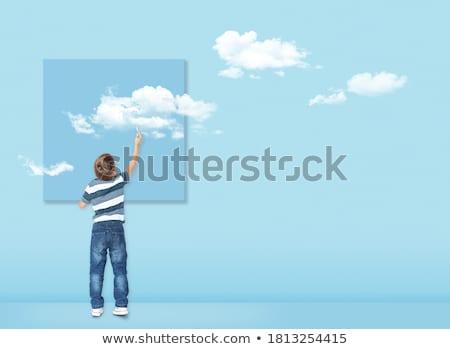 Free Thinking Stock photo © Lightsource