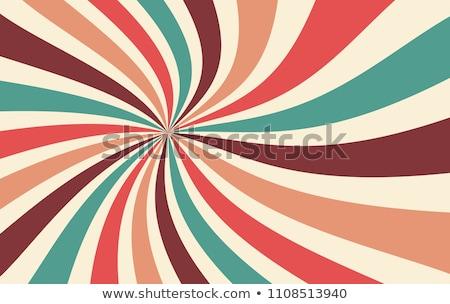 Сток-фото: Spiral Palette