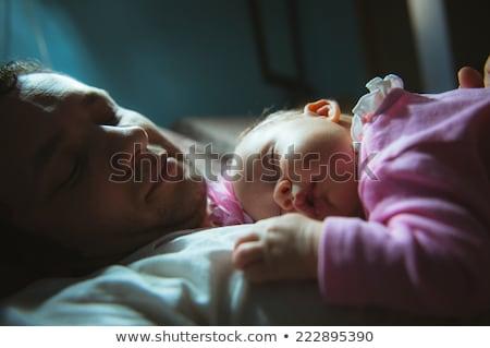 Kız kol mutlu hafta Stok fotoğraf © DNF-Style