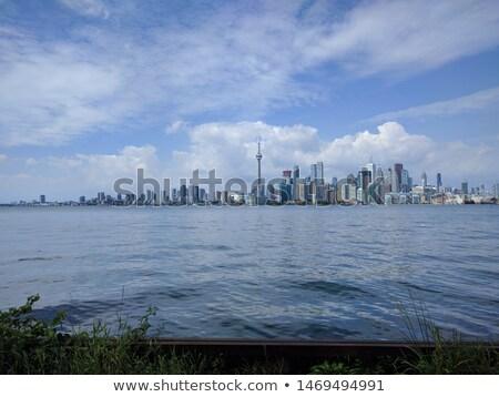 Daytime Photos of Toronto Ontario Stock photo © pictureguy