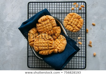peanut butter cookies Stock photo © befehr