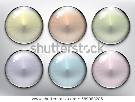 Stock photo: Submit Purple Circular Vector Button