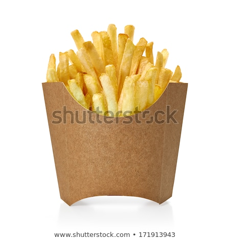 empty calorie junk food isolated Stock photo © zkruger