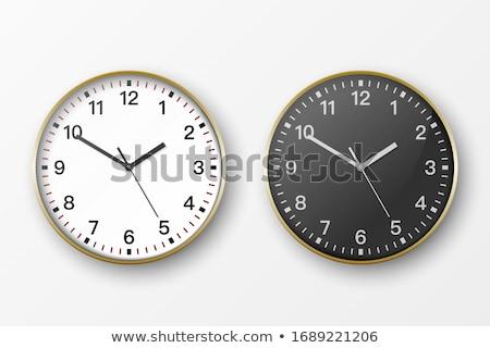 klasszikus · rádió · arc · tuning · frekvencia · index - stock fotó © tashatuvango