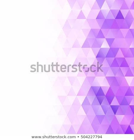 padrão · geométrico · padrão · retro · formas · retro · lugar - foto stock © igor_shmel