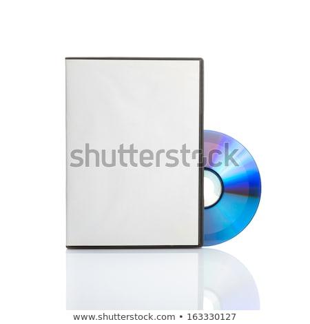 Batch of DVD  Stock photo © alexandkz