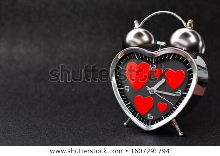любителей · человека · женщину · красный · свадьба · сердце - Сток-фото © derocz