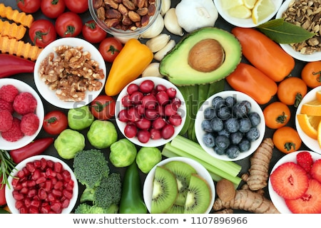 nutritious foods stock photo © bluering
