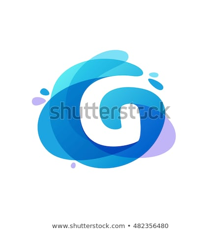 A letter G for glass Stock photo © bluering
