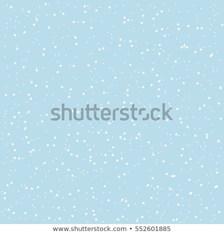 Winter landscape with falling snow. EPS 10 Stock photo © beholdereye