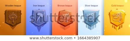 Diseños mariposa signo culto animales publicidad Foto stock © sdCrea