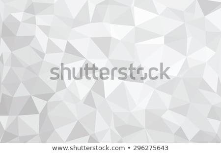 Black Abstract Polygonal Background Stock photo © molaruso