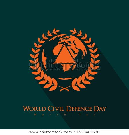 1 march World Civil Defence Day Stock photo © Olena