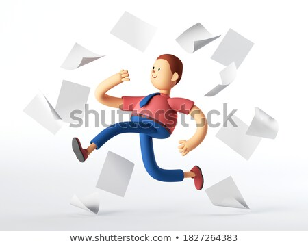 Writer Job Vacancy. 3D. Stock photo © tashatuvango