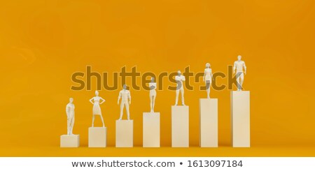 job opening marketing assistant 3d stock photo © tashatuvango
