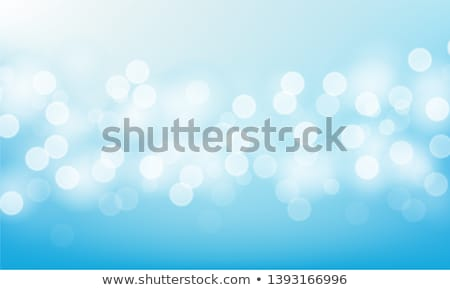 abstract · Blauw · lichten · winter · kleuren - stockfoto © taufik_al_amin