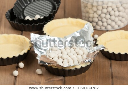 Ceramic baking beans Stock photo © Melnyk