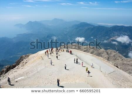 View of Tahtali mountain, Turkey Stock photo © Kotenko