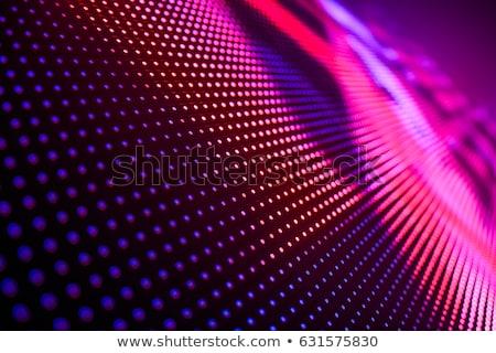 Piste de danse résumé disco lumière fête fond Photo stock © illustrart