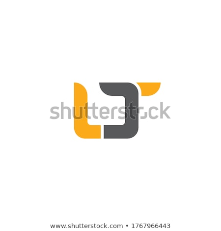 Letter l logo icon vector ontwerp kunst Stockfoto © blaskorizov