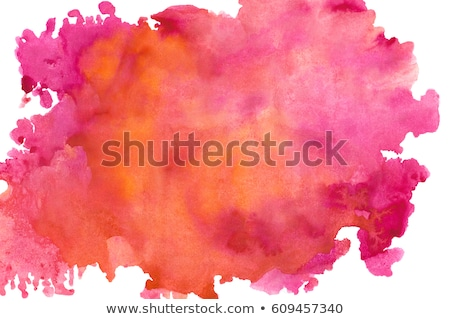 Abstract red watercolor background Stock photo © ConceptCafe