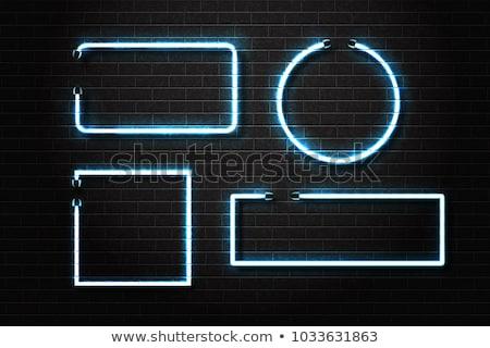 conjunto · foto · quadros · sombra · modelo · imagem - foto stock © pikepicture