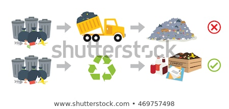 composting recycling process stock photo © lightsource