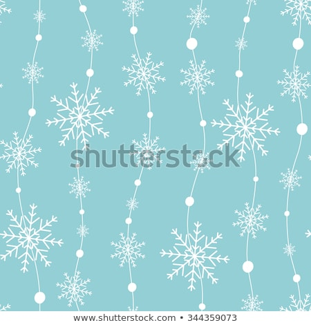クリスマス 青 装飾 白 絞首刑 ストックフォト © olehsvetiukha