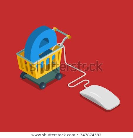 e commerce vector concept metaphors stock photo © rastudio