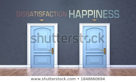 Dissatisfaction Stock photo © pressmaster