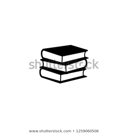 stack of books stock photo © pterwort