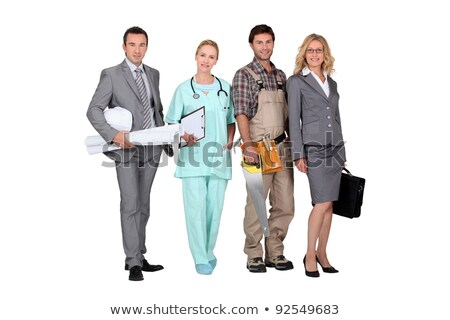 Workers from different domains Stock photo © photography33