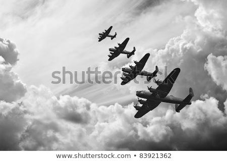 world war two bomber airplane Stock photo © patrimonio