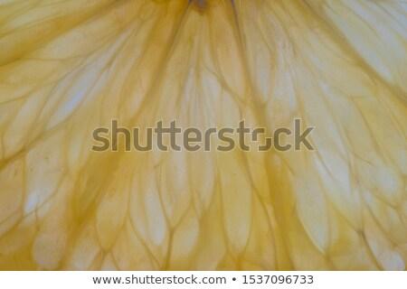 Stockfoto: Orange Peel Close Up