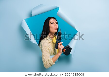 electric drill and tools Stock photo © photography33