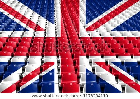 United Kingdom Volleyball Team Stock photo © bosphorus