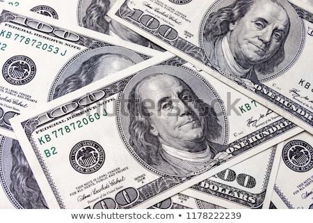 stacks of one hundred dollar bills Stock photo © leeavison