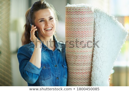 Cleaning time! Stock photo © Stocksnapper
