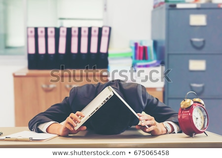 business mistakes stock photo © lightsource