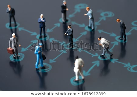 Social Meeting Stock photo © Lightsource