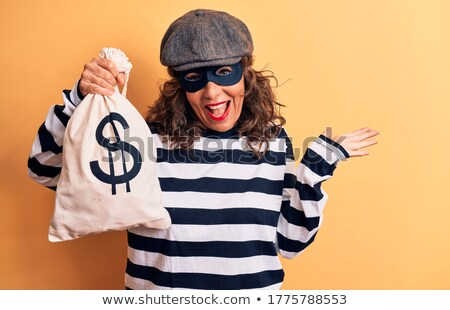 woman robber stock photo © jarp17