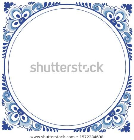Delft tiles  Stock photo © Snapshot
