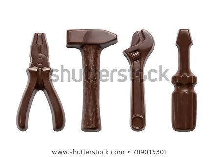 Chocolate Keys stock photo © artplay