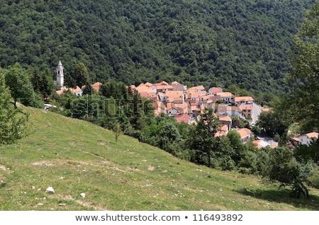 Bavastrelli, Liguria, Italy Stock photo © Antonio-S
