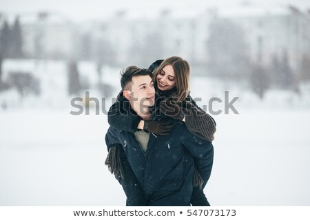 boy and his friend stock photo © pressmaster